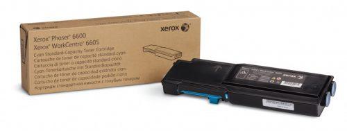 Xerox 6600/6605 Standard Capacity Cyan Toner