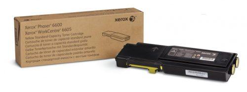 Xerox 6600/6605 Standard Capacity Yellow Toner